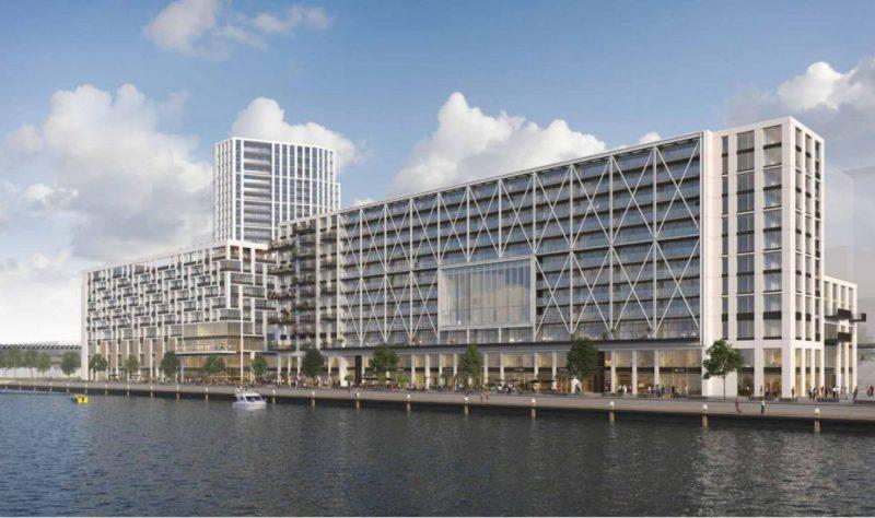 luxe appartementencomplex en hotel the view rotterdam