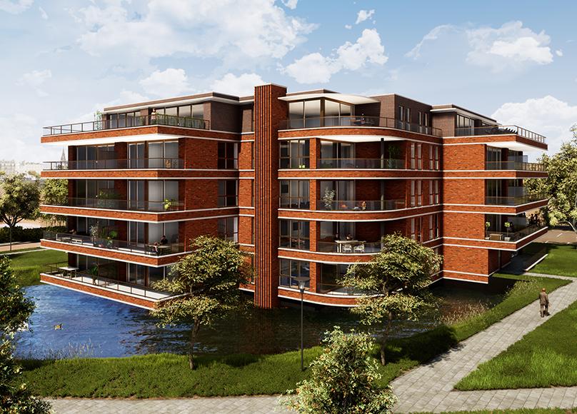 project slotvrouwe in heemskerk
