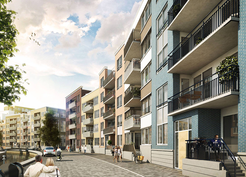 Holland Park Blok 1 en 2, Toren 1 Amsterdam - projecten