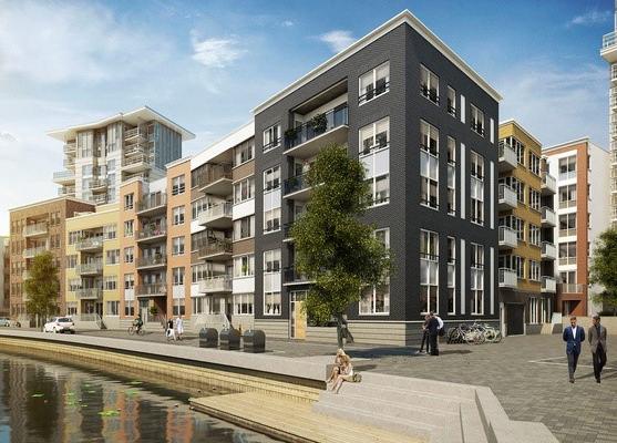 Holland Park Blok 3 en Toren 2 Amsterdam - projecten