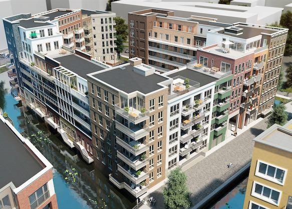Holland Park Blok 6 en 7, Toren 3 en 4 Amsterdam -projecten