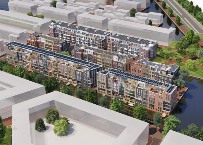 Houthavens 4AB - Amsterdam - projecten