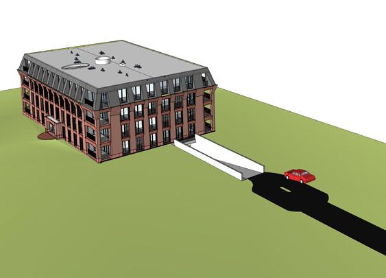 Klooster Alverna te Aerdenhout van muijen betonbouw projecten