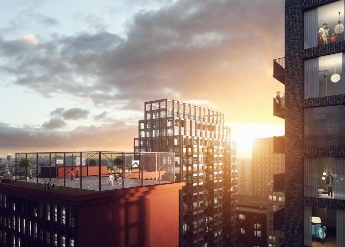 Nautique Living Blok A Amsterdam - projecten