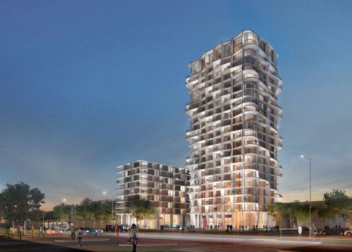 Q Residence Buitenveldertselaan-woontoren Projecten