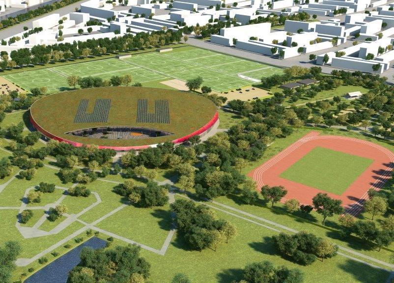 Sportcampus Zuiderpark Den Haag - projecten