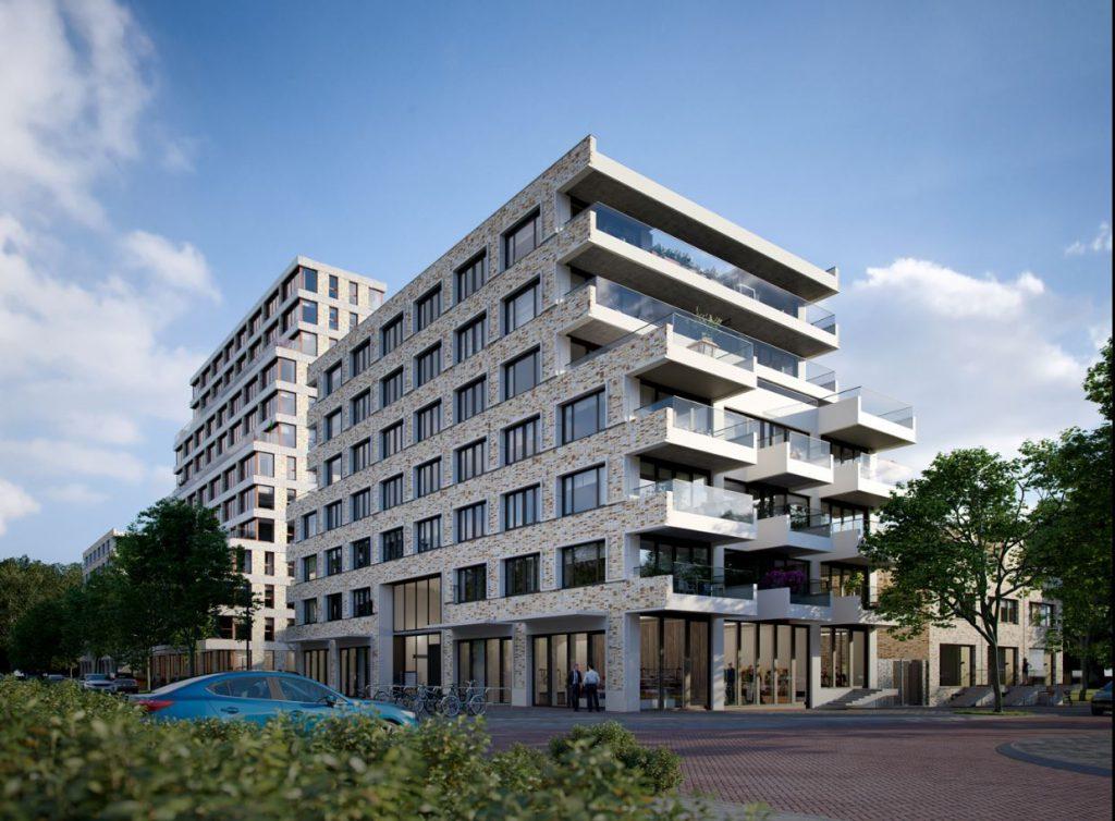 Zeeburgereiland blok 26 amsterdam