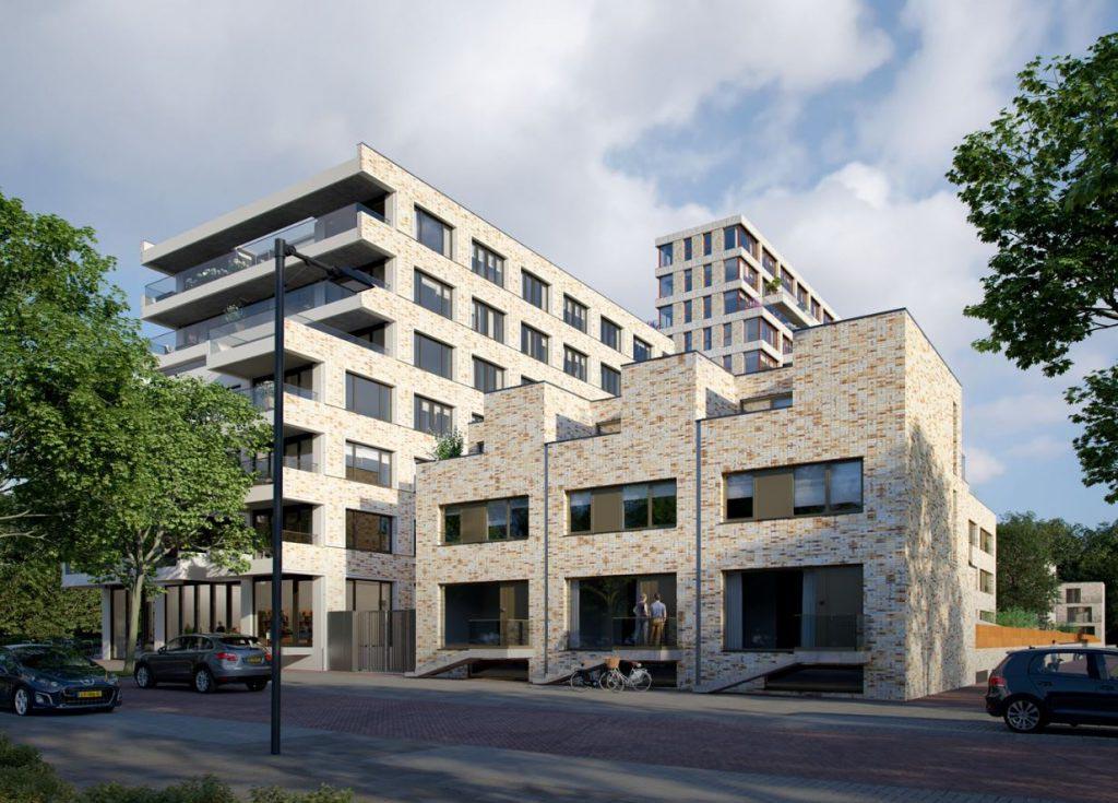Zeeburgereiland blok 26