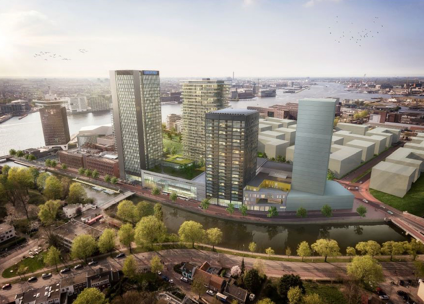 amsterdam bold overhoeks - projecten