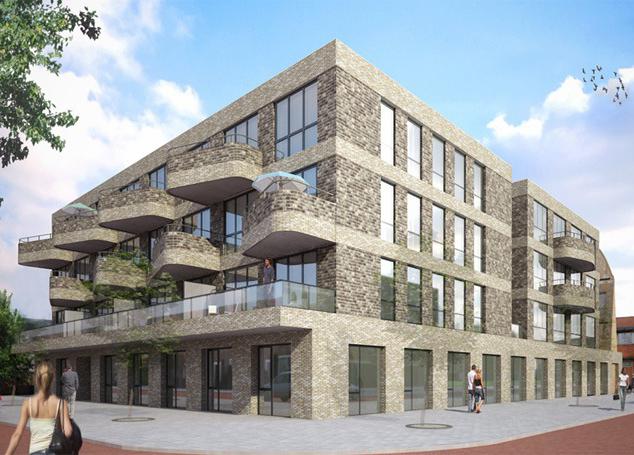 bredehoed van muijen betonbouw projecten