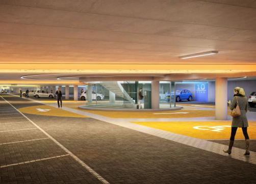 Parkeergarage Katwijk