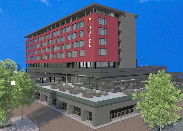 van der valk hotel Oostzaan projecten