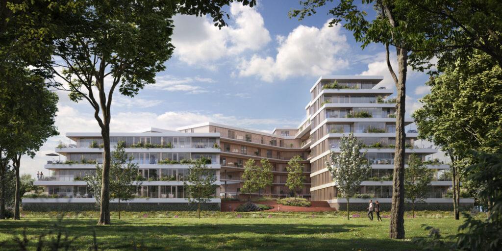 project Prinsenpark in Rotterdam